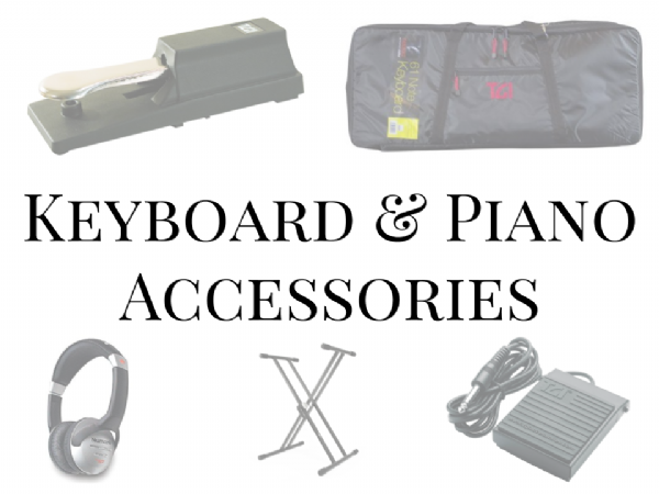 Keyboard & Piano Accessories